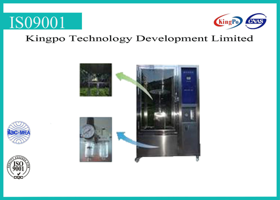 IP12 Environmental Test Chamber Drip Test Chamber 1KW 220V Water Source And Energy