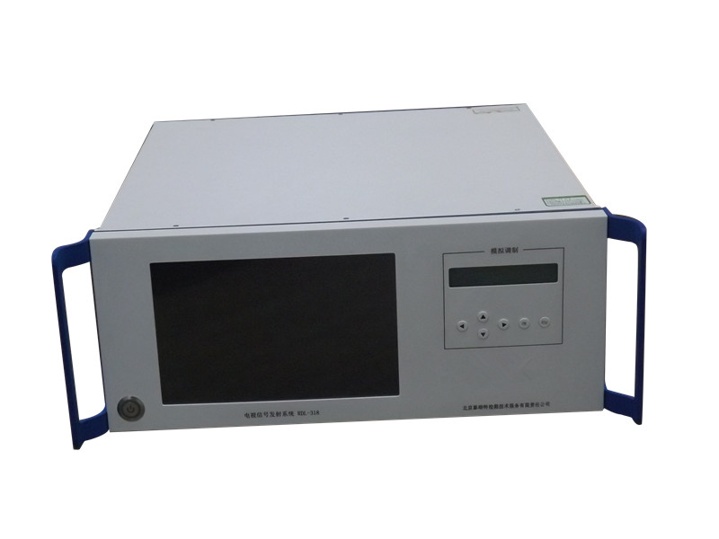 RDL-320 Tv Signal Tester Transmission System Energy Efficiency And Display Performance Test