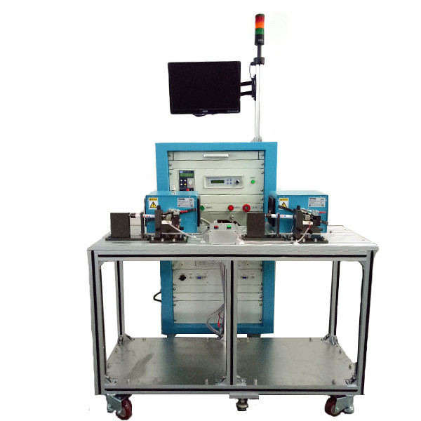 Automotive Motor Online Performance Test Bench / Electric Motor Load Testing Equipment