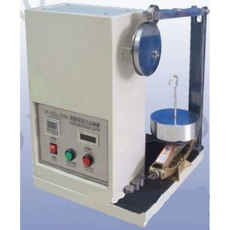 IEC61215-2 Cord Anchorage Pull Tester For Non - Detachable And Movable Power Cord